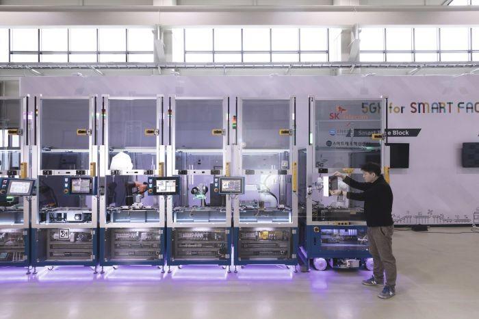 史陶比尔CombiTac在智慧工厂中的应用