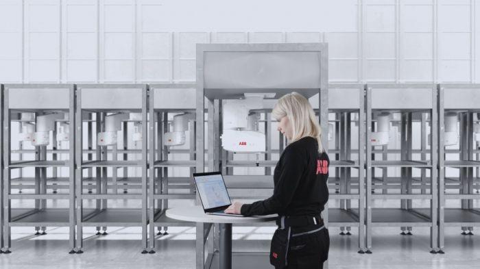 ABB RobotStudio®软件拓展新功能可通过电脑端操控SCARA机器人