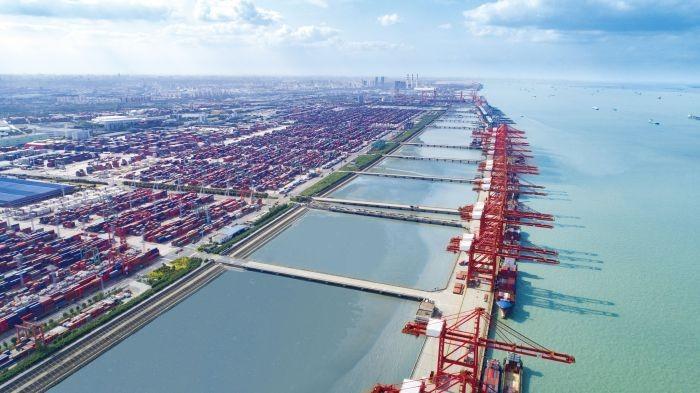 ABB智慧园区数字化配电方案赋能上海外高桥保税区