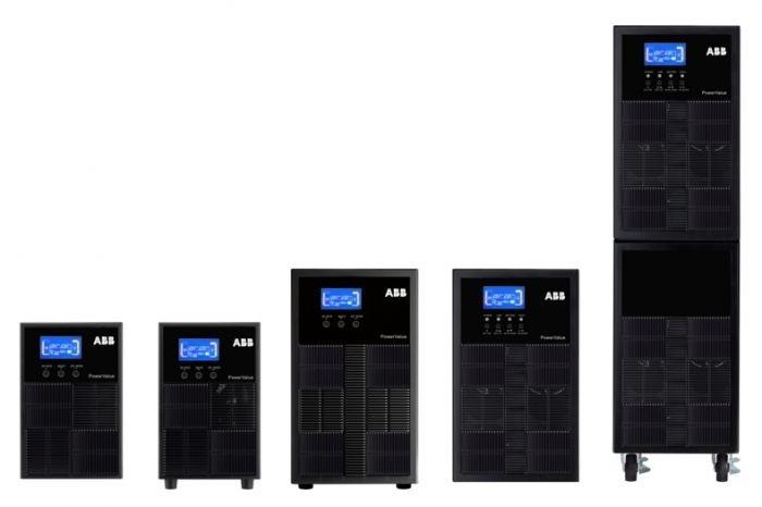 ABB 发布单相UPS不间断电源,提高小型数据中心关键设备可靠性