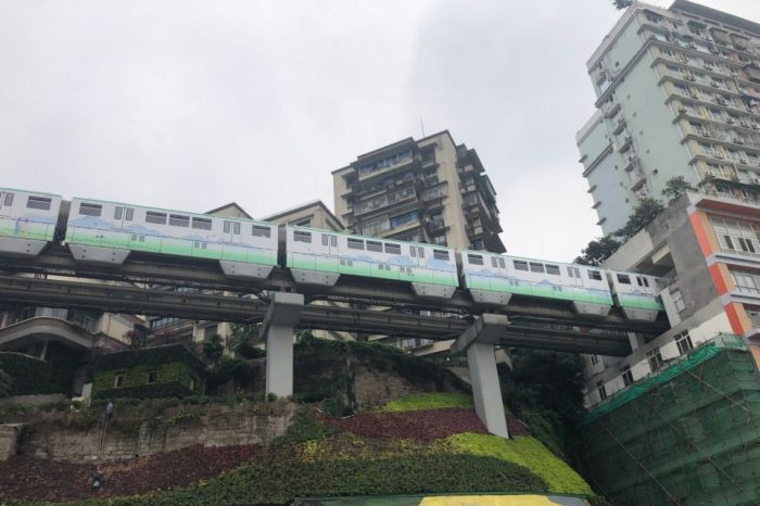 ABB配电技术为重庆轨道交通再添新动能