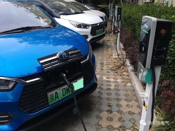 NEWS:再续北京某小区充电桩使用情况调查报告
