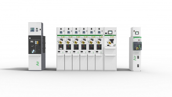 施耐德电气发布全新无六氟化硫中压开关设备,迈出助力电网低碳化的关键一步
