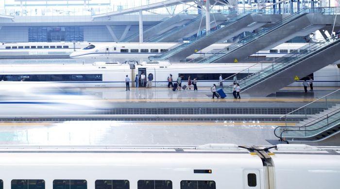 ABB支持北京丰台火车站改造,促进京津冀协同发展