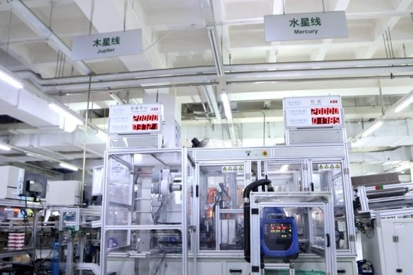 人工智能技术助力北京ABB低压电器有限公司提升制造水平