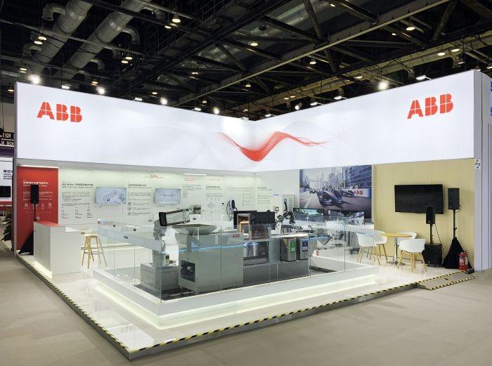 ABB电气亮相2020服贸会,数字技术让全生命周期服务再提速