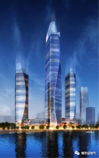"""""""超高层建筑电气设计与研究""""系列讲座,第十讲 超高层建筑的照明设计"""