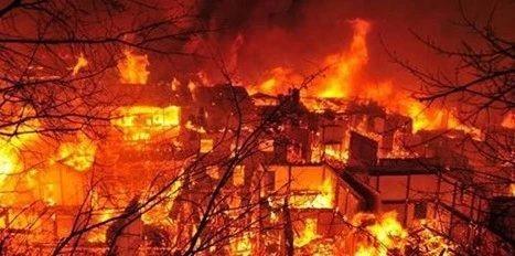 一张表搞清楚常用火灾自动报警探测器及其原理
