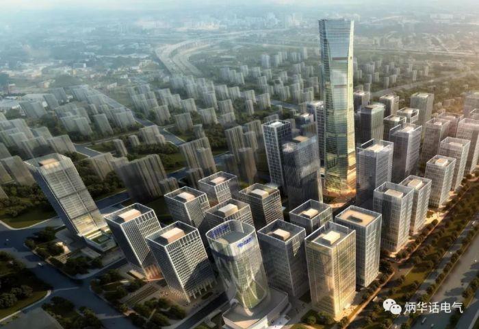 """第十一讲 超高层建筑的核心筒,""""超高层建筑电气设计与研究""""系列讲座"""