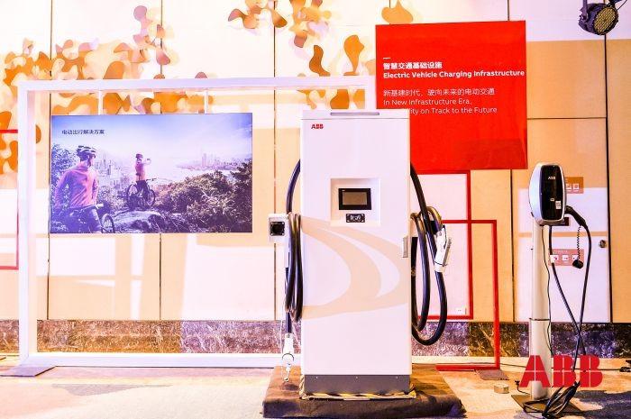 充电基础设施与通信技术有机融合,打造绿色智能的充电生态