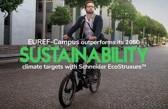 从欧洲首个零碳园区到100个零碳城市,施耐德电气的零碳进阶之路